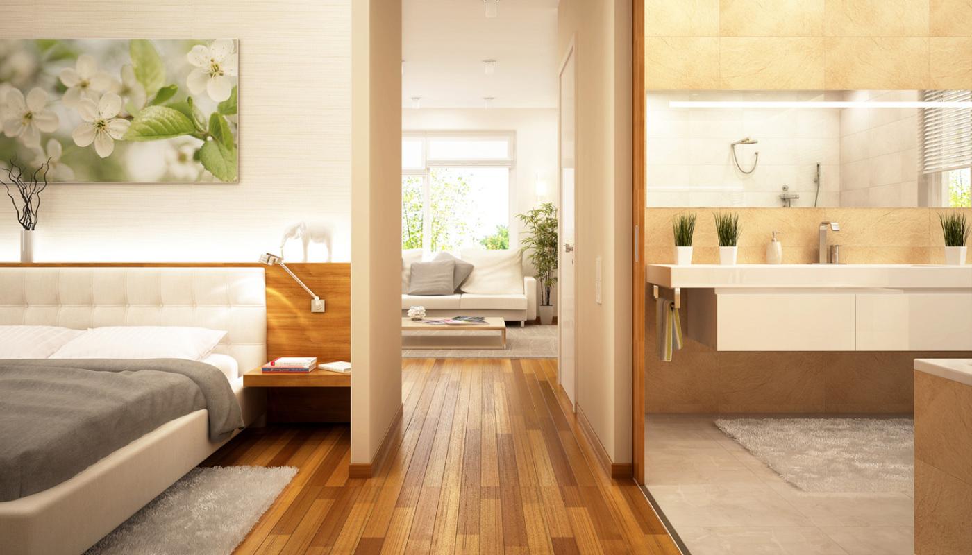Schlafzimmer Badezimmer Wohnzimmer Fliesen