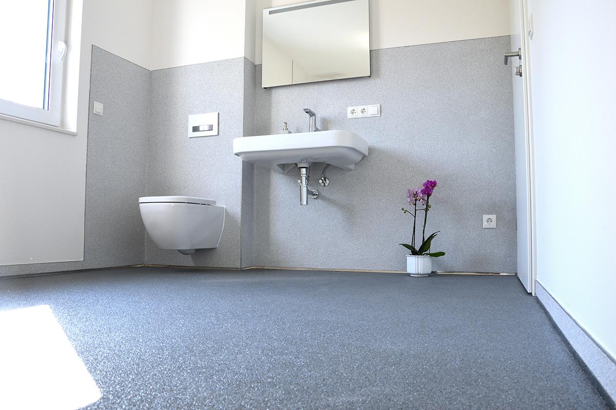 Steinteppich Fur Badezimmer