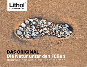 Lithol Steinteppich, das Original